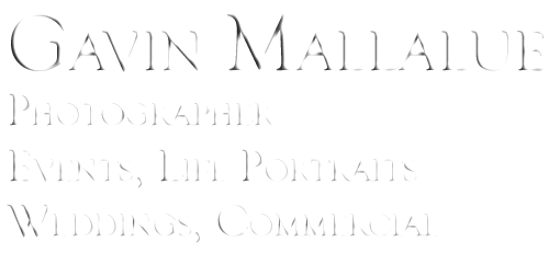 Gavin Mallalue - front page image